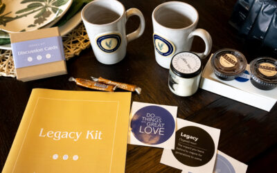 """Introducing the """"Live Your Legacy"""" Kit"""